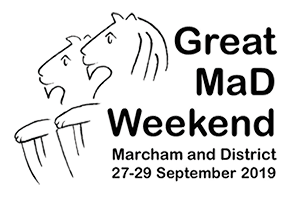 Great Marcham and District Weekend 2019