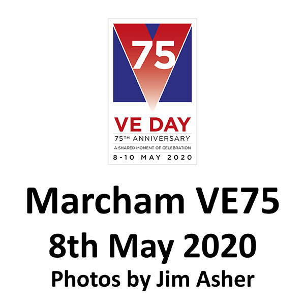 Marcham and District News: VEDay75